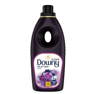 다우니 퍼퓸 섬유유연제 미스티크 1Lx1개