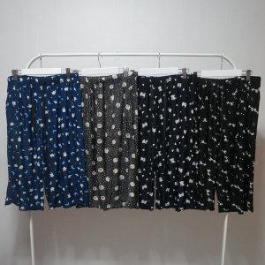 남자냉장고반바지 시원한쿨팬츠 홈웨어 남성 여름잠옷