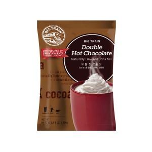 빅트레인 더블 핫 초콜렛 파우더 1.59kg/핫초코/라떼