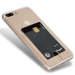 [솔로젠] 카드포켓 젤리케이스 휴대폰케이스 갤럭시S8 아이폰7