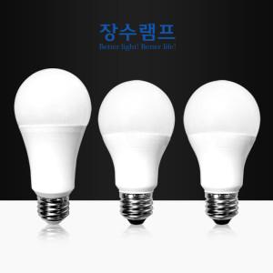 [우리조명] 장수램프 우리조명 LED전구 8W 10W 12W E26