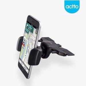 [엑토] MST-08/차량용 스마트폰 CD슬롯 거치대/360도회전