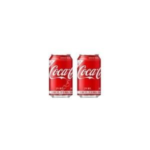 [코카콜라] 코카콜라 355ml(2박스  총 48캔) (업소용) 무료배송