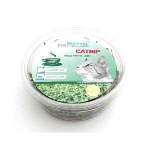 고양이 장난감 차마시는 고양이 캣닢(12G) PMC-346