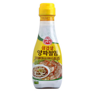 [오뚜기] 삼겹살 양파절임소스 275g
