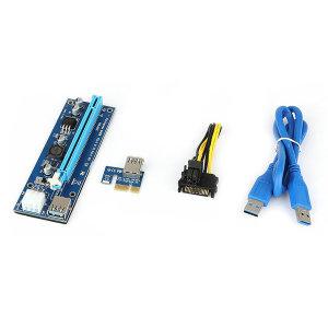 피닉스CNS PCIe 라이져카드6핀 업그레이드버젼