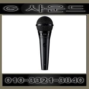 [SHURE] G -PGA58/PGA-58/유선마이크/보컬용마이크/단일지향
