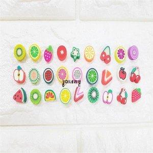 과일 구슬/과일 팔찌만들기/과일비즈/비즈공예재료