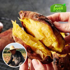 해남 산지직송 꿀고구마(달수고구마) 3kg 중상