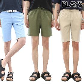 Plays/Cotton Short Pants