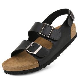 63d406879ba Gmarket -  BOY LONDON  Mens Sandals/Summer Sandals/Buckle Sandal...