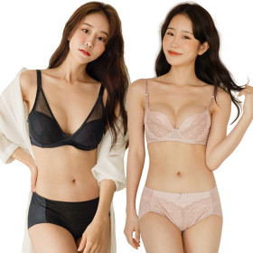 06fb1df8bbedfa Gmarket - [Venus] Bra/Panties/Set/Women/Lace/Seamless/Underwear
