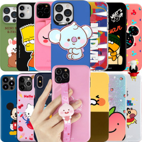 Cell phone cases / snap closure / diary case / Character / Galaxy / iphone /