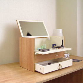 Gmarket   [sofsys] SOFSYS/Mini Dressing Table/Mini/Single/Vanity.