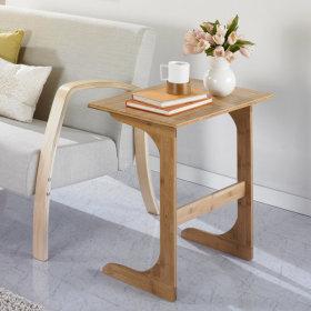 G마켓 - 이즈 테이블/친환경 원목의 사이드테이블/간이테이블