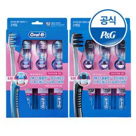 Oral B/Velvet/Toothbrush
