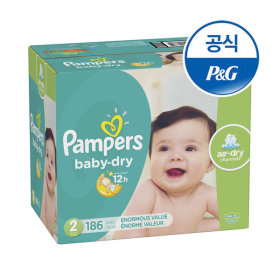 PAMPER BABY DRY/Band/Diaper