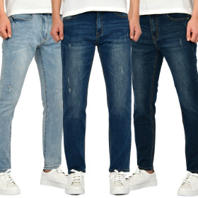 JEANS FOR MEN/Big Size/Span/Chino Pants