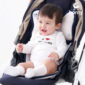 Borny婴儿伞车靠垫儿童手推车坐垫