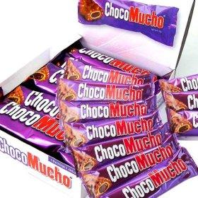 Choco mucho颗粒夹心巧克力脆棒30g*10