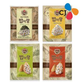[CJ] Babirang rice seasoning / 4 flavors / vegetable / cheese / seafood /