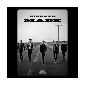 YGE SHOP BIGBANG官方周边10周年写真