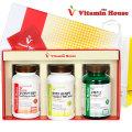 멀티프로 비타민C 오메가3 선물세트/대용량비타민
