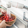 (해외배송)싱크애 간편정수기 녹물 염소제거 물절약