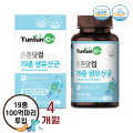 튼튼닷컴 생 유산균 (4개월분) 장건강 프로바이오틱스