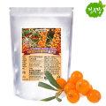 무료배송 비타민나무열매가루 500g 산자나무 씨벅톤