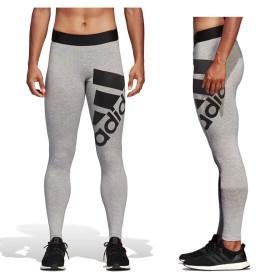 Shop adidas black D2M 3 Stripe 34 Leggings DU2043 for Women