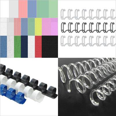 120종/PVC제본표지/PP/종이표지/코일링/와이어링/플링 상품이미지