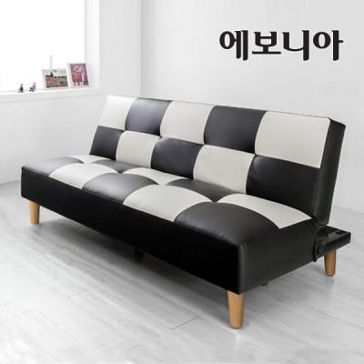 G마켓 - (무료배송) 체리 소파베드/3인쇼파/인조가죽/쇼파베드