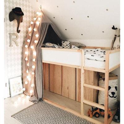 G마켓 - 이케아 KURA 2층 침대(싱글)/매트리스포함