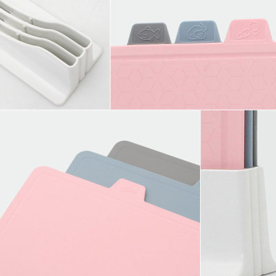 Lovecook/Basic/4P/Cutting Board Set