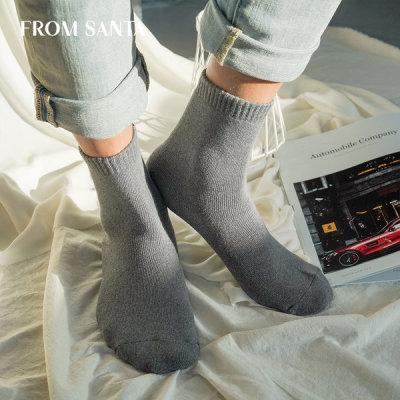 FROM SANTA winter socks men women crew ankle knee-high long neck socks formal suit