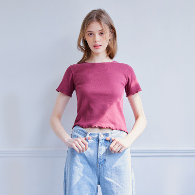 MOCCASOM/Spring New Arrival/T-Shirts/Dresses/Loose Fit /Large