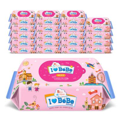 wet wipes / wet tissue / moistened tissues / baby wipes / ilovebebe wet wipes