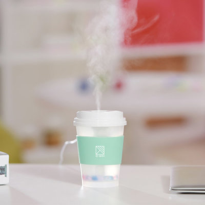 Tumbler humidifier USB connection