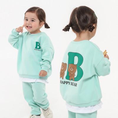 KIDS COMOFW Kids Apparel Top n Bottom Set