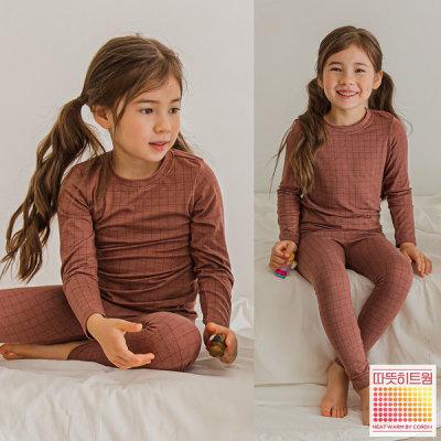 [cordi-i] Winter Heating/Span Peach Fleece/Modal Innerwear