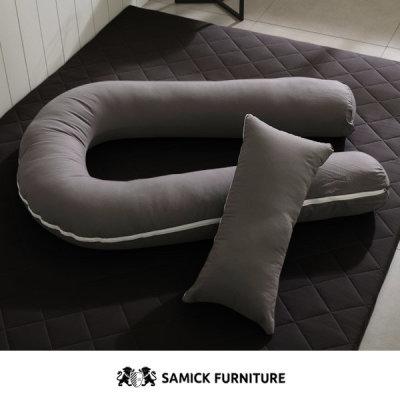 IIm I/U-shaped body pillow/pillow