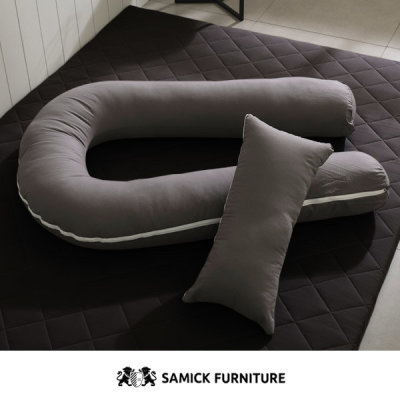 Im I/U-shaped body pillow/pillow
