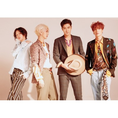 Super Junior - 8th repackage album Replay