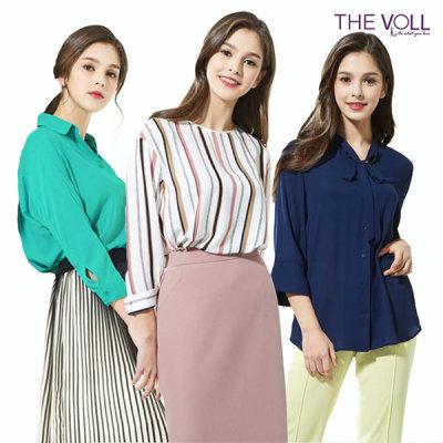 [CALLIA] Big sale women clothes / chiffon blouses / light jacket
