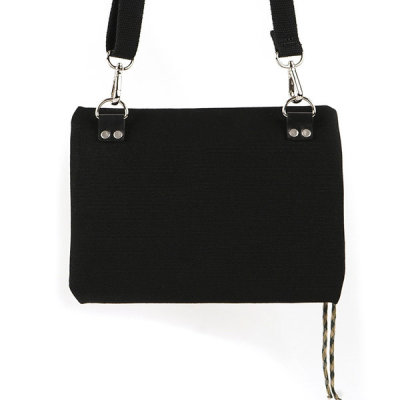 POSHPROJECTS F110 travel bag sacoche black
