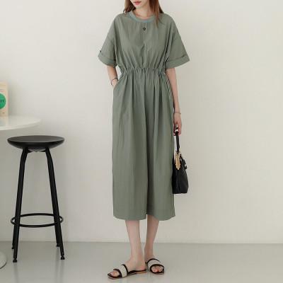 CHICLOOSE/Dress/Homewear/SET/Plus Size/Long Dress