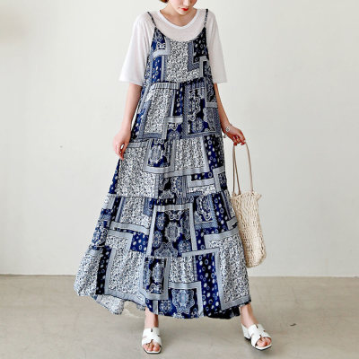 [CHICLOOSE] Loose Fit Dresses Regardless of Size/Set