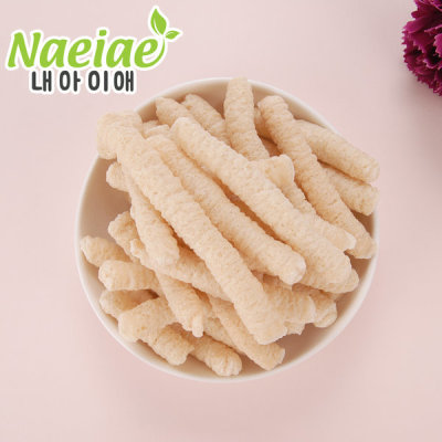 Organic baby snack/pop rice rice cracker special price(extra giveaway event)