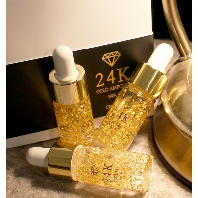 the most talked-about CELLBN 24K pure gold 99.9% ampoule 1+1